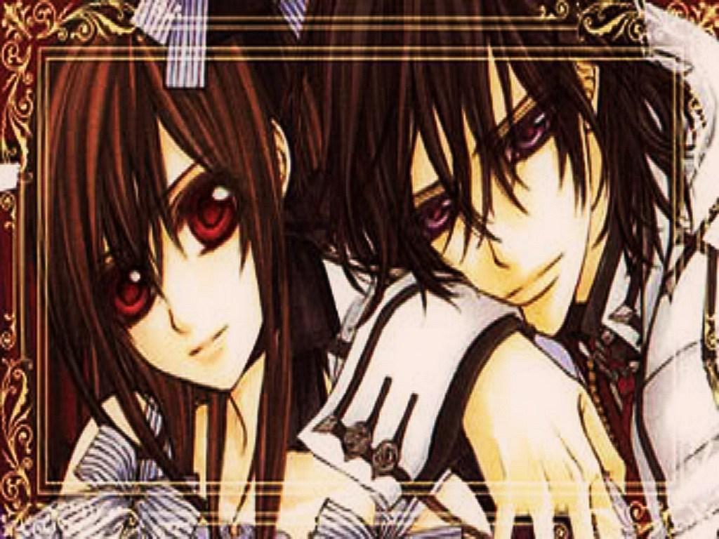 Vampire Knight Zero And Yuki And Kaname Ichigo-chan&#39...