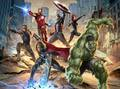 avengers assemble - dc-univers-vs-marvel photo