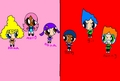 bubble guppies power [puff girl style - bubble-guppies fan art
