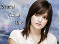 camilla belle - justin-bieber fan art