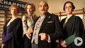 cat among the pigeons - poirot photo