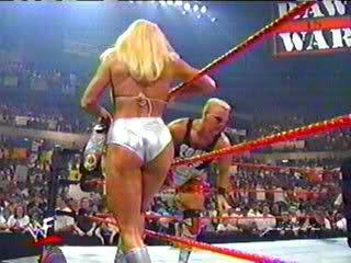 Former WWE Diva... Debra پیپر وال entitled debra پچھواڑے, گدا
