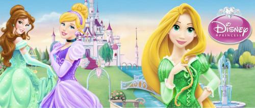 迪士尼 princess new look special