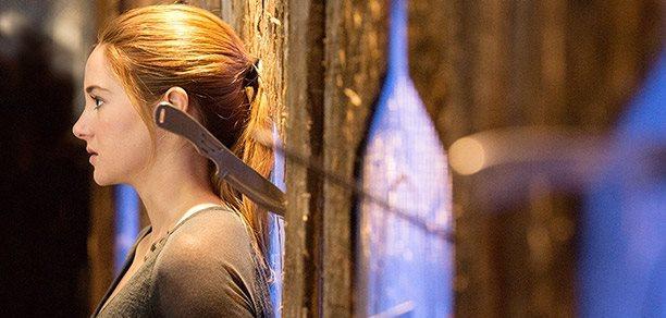 divergent knifes - Divergent: The Movie Photo (34362456 ...