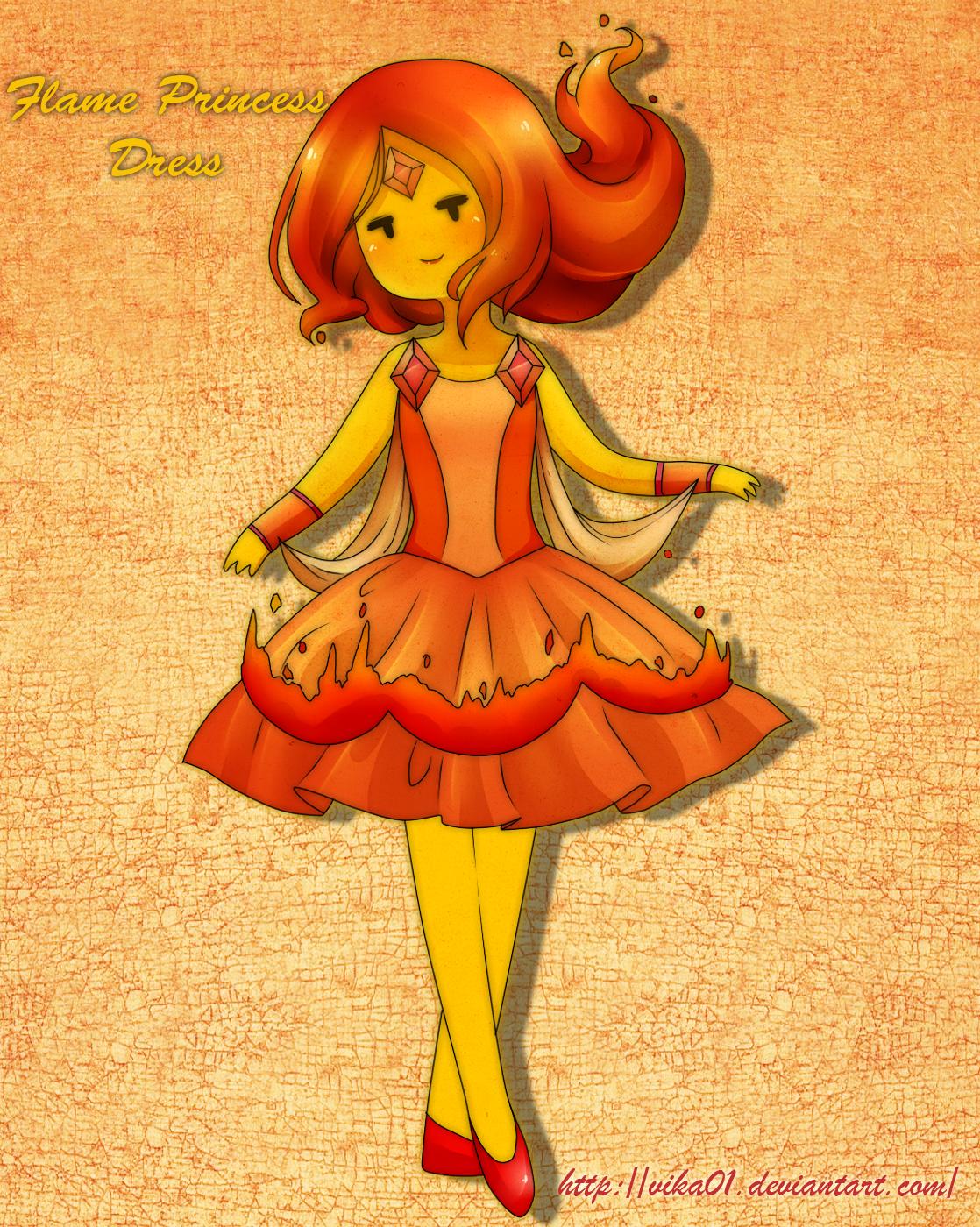 flame princess - Flame Princess Photo (34388939) - Fanpop