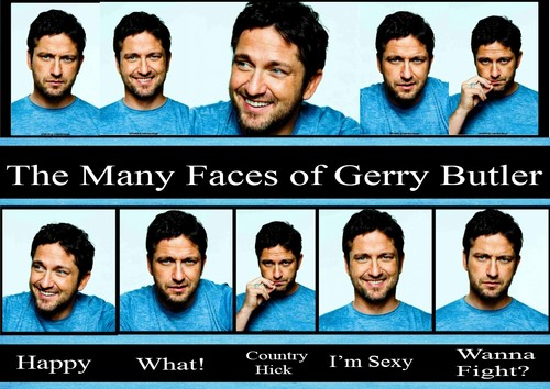 Gerard Butler wallpaper possibly with a portrait entitled gerard