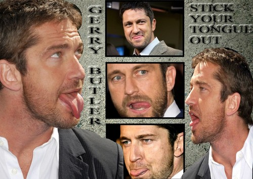 Gerard Butler wallpaper with a business suit entitled gerard