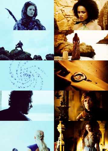 There is a beast in every man and it stirs when anda put a sword in his hand