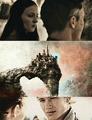 Sansa Stark & Harrold Hardyng
