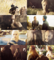 3x05- Kissed by Fire - game-of-thrones fan art