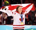 hayley wickenheiser - canada photo