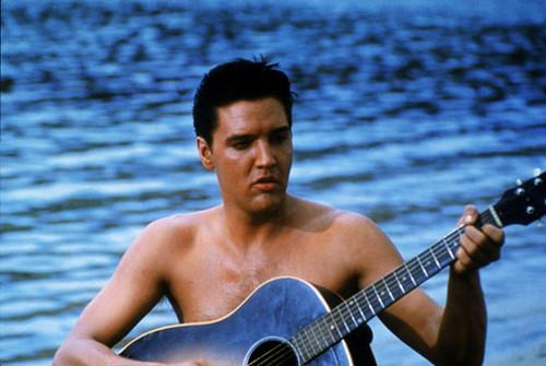 heavenly ángel amor Elvis Presley