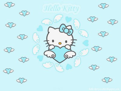 hello kitty <3 Du