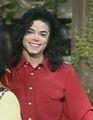 his smile - michael-jackson photo