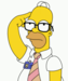 homer simpson - homer-simpson icon