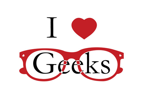 i Cinta geeks