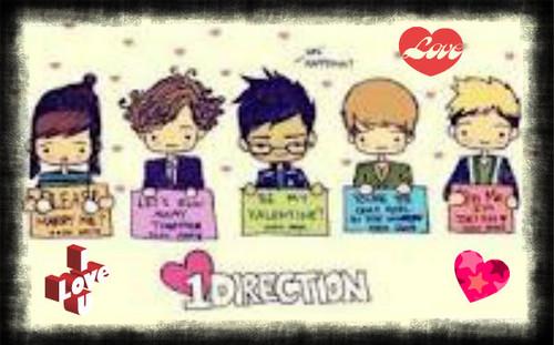 i 爱情 one direction