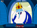 ice king - adventure-time-with-finn-and-jake wallpaper