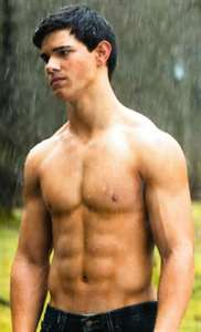 Jacob Black wallpaper with a six pack and a hunk titled jacob