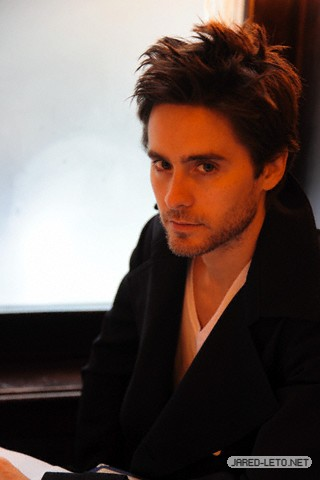 Jared Leto wallpaper probably with a business suit, a suit, and a well dressed person titled jared leto