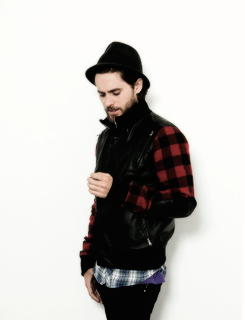 Jared Leto wallpaper with an outerwear titled jared leto