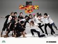 k-pop - kpop-4ever wallpaper