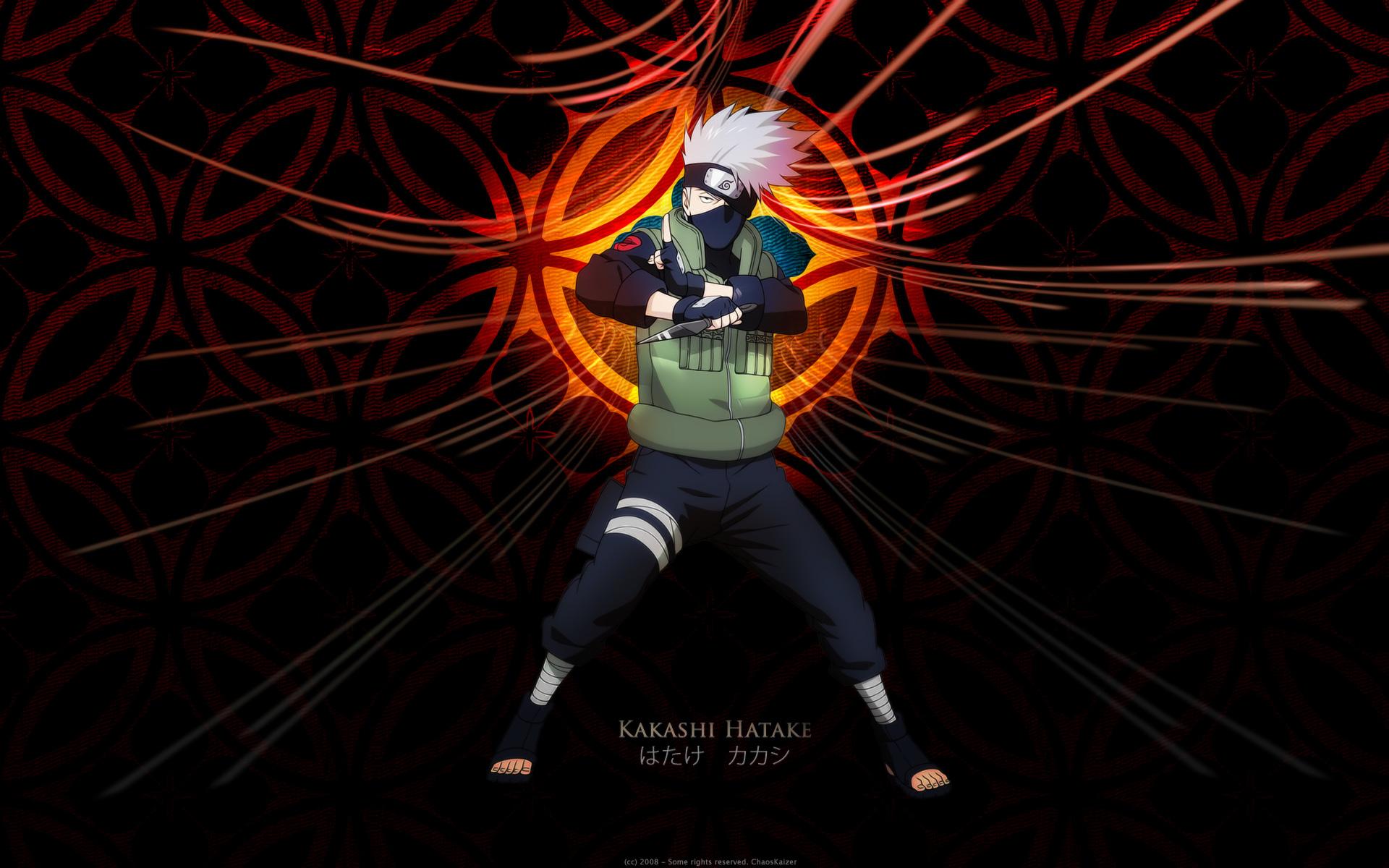はたけカカシ Naruto ナルト ナルト 疾風伝 壁紙 ファンポップ