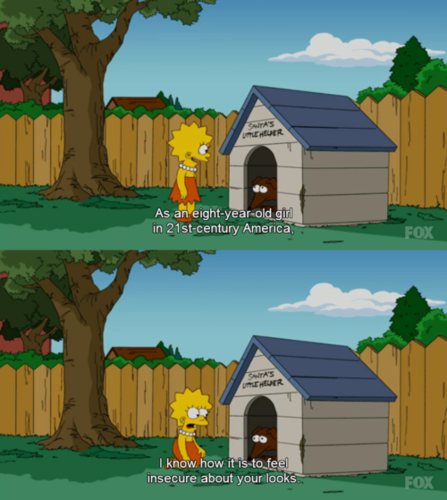 Lisa Simpson achtergrond containing a lychgate titled lisa simpson