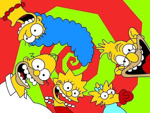Maggie Simpson wallpaper possibly with anime called maggie simpson