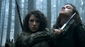 meera and osha - house-stark photo