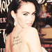 megan fox - transformers icon