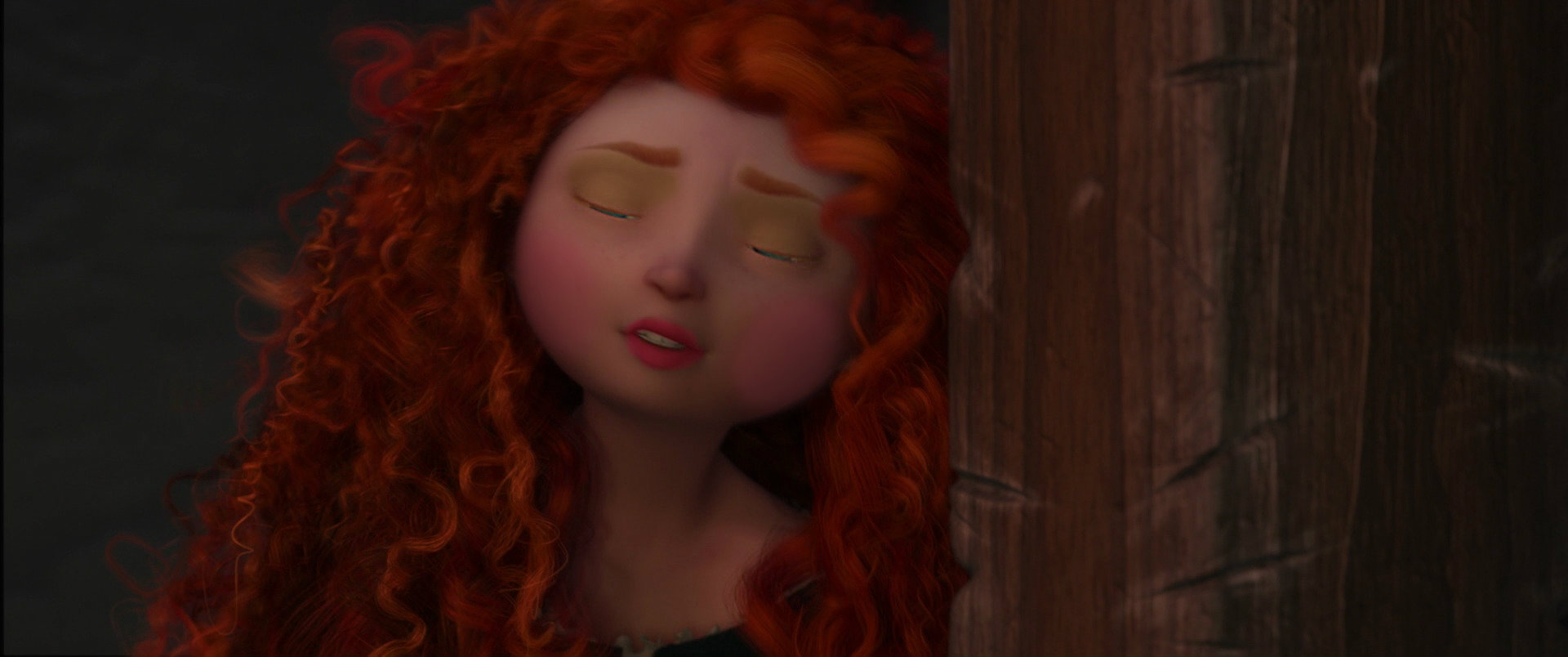 merida's nude look
