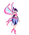 musa believix - the-winx-club fan art