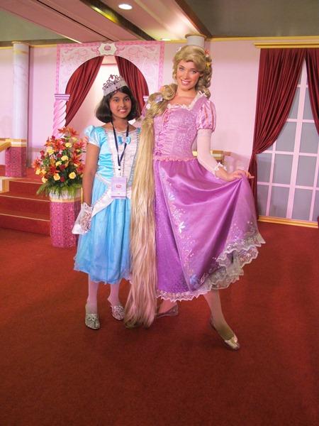 my friends photo in disney princess academy