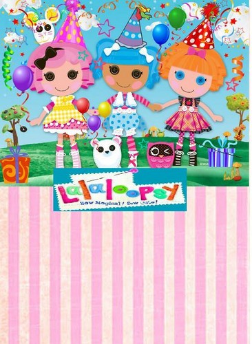 Lalaloopsy wallpaper called new