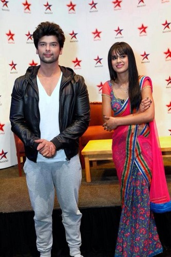 nia and kushal at Londres