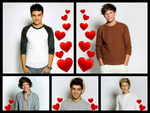 one direction <3 <3 <3