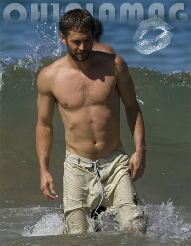 Paul Walker wallpaper probably with a hunk, a bather, and a water called paul