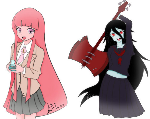 pb and marceline
