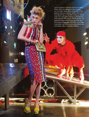fotografia special: Laura Kirkpatrick For Orlando Life, March 2013 (cover and editorial)