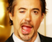 robert downey jr - iron-man icon