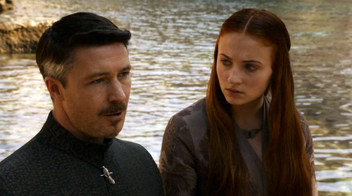 sansa and petyr