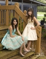 selena and demi - princess-protection-program photo