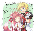shinku and millhiore