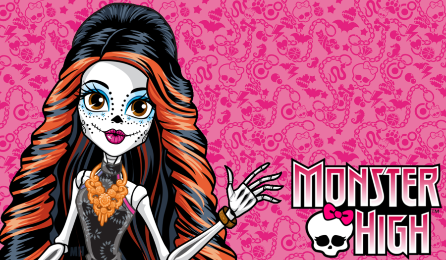 Monster high images skelita hd wallpaper and background photos 34372878 - Image monster high ...