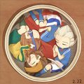 sleeping time :3 - inazuma-eleven photo