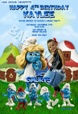 The Smurfs wolpeyper containing anime called smurfs