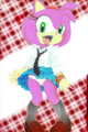 sonic girls - amy-rose photo