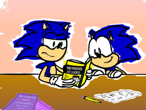 sonic reading