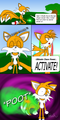 tails farts - picks fan art